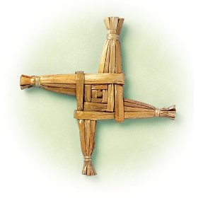 Image of St. Brigid's Cross